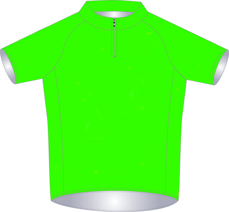 Sprint point leader jersey
